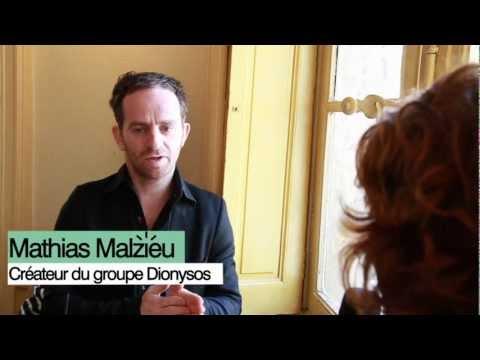 Interview DIONYSOS - Mathias Malzieu