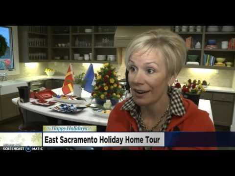KKTV: Holiday Home Tour With CBS Sacramento