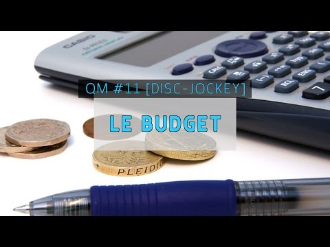 QUESTION MARIAGE #11 [DJ] - LE BUDGET