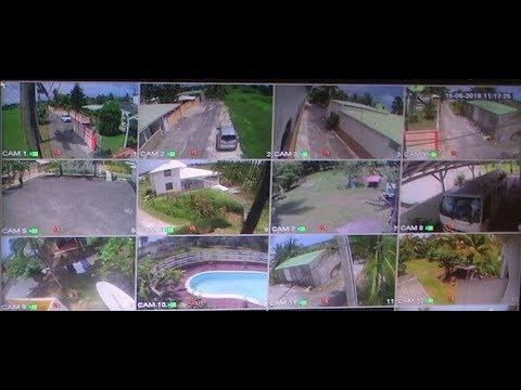 Hébergement Touristique Sécurisé à Sainte-Anne (Guadeloupe)