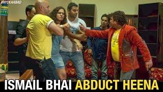 Hyderabadi Latest Comedy Movies | Ismail Bhai Abduct Heena | Paisa Potti Problem Movie | Hyderabad