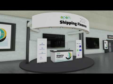 Slide2Open Shipping Finance 2021 3D Virtual Venue