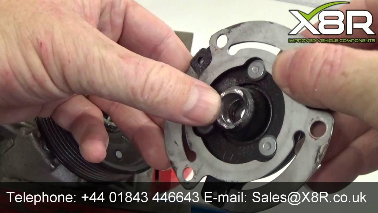 VW Audi Seat Skoda Air Conditioning Compressor Pump Clutch