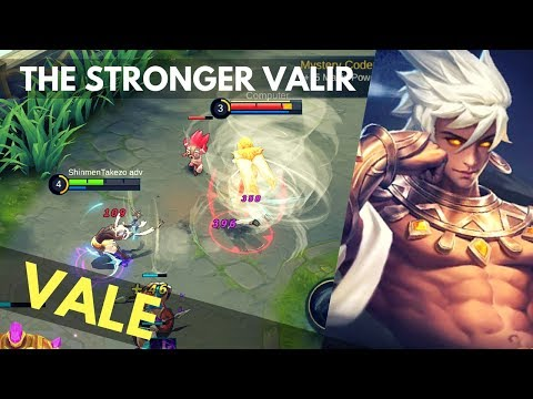 VALE : NEW MAGE HERO SKILL AND ABILITY EXPLAINED | Mobile Legends
