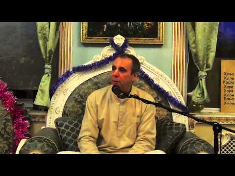 Шримад Бхагаватам 3.25.19 - Радха Дамодар прабху