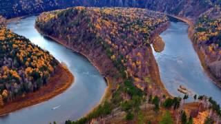 Видеоролик о природе Красноярского Края.(Видео проекта