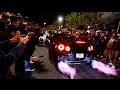 GTR SHOOTS HUGE FLAMES AT INSANE CAR MEET mp3