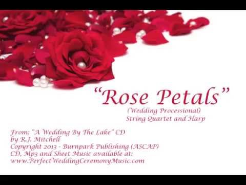 Rose petals wedding processional string quartet cd wedding rose petals wedding processional string quartet cd wedding ceremony music junglespirit Image collections