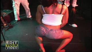 "Dancing Punta ""Butta Fly"" to Super P -  LIVE IN CHICAGO"