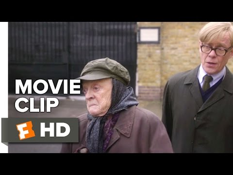 The Lady in the Van Movie   Are You St. John? 2015  Maggie Smith, Alex Jennings Drama HD