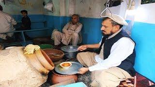 Muhammad Sher Paya, Peshawari Nashta   Peshawari Siri Paye   Subha Ka Nashta   Pakistani Street Food