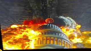 Download Video Independence Day Aliens Attack Scene MP3 3GP MP4