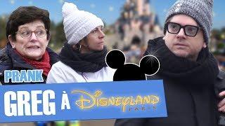 Greg à Disneyland : Greg raconte sa life (prank)