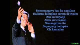 Maher Zain - Ramadan..Malay..Lirik..HQ AUDIO