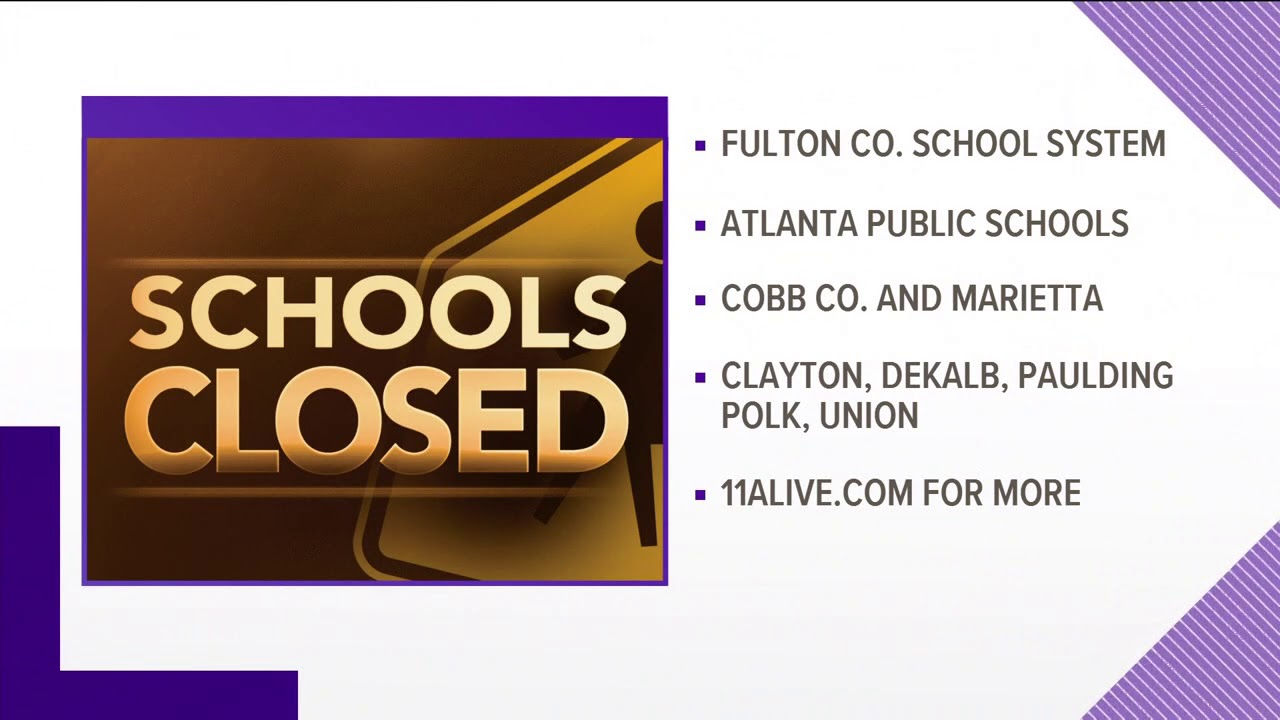 NJ school closings, delayed openings  Wednesday, December 11 ...