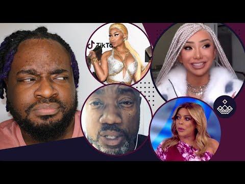 Nicki Minaj Retirement?, Wendy Williams, Malik Yoba, Nikita Dragun