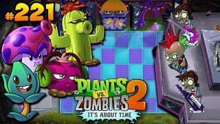 Plants vs. Zombies 2: It's About Time│por TulioX│Parte #221 [A]