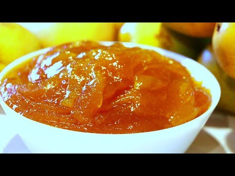 how to make mango jam in tamil