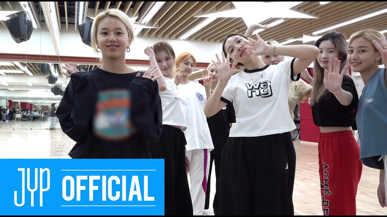 [Beyond LIVE - TWICE : World in A Day] Preparing to meet ONCE
