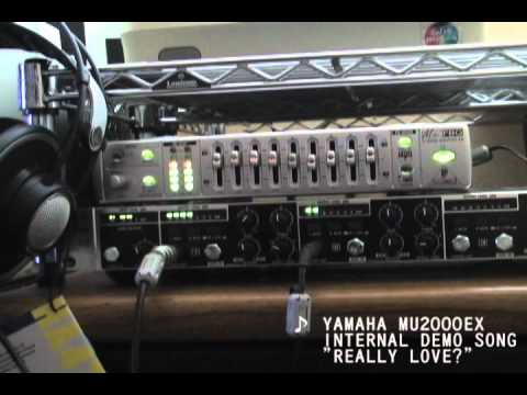 BEHRINGER FBQ800 & HA4700 DEMO