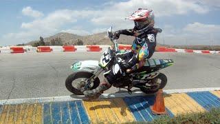 Motocross Kids Rippin On Dirt Bikes SUPERMOTO EDITION (Part #9)