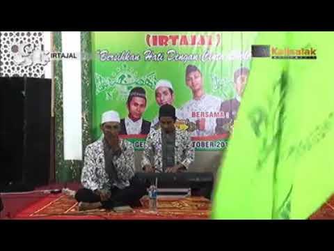 Rosyid cokot boyo new kharisma nada sholawat live in gentasari irtajal