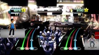 DJ Hero The Killers (Somebody Told Me) vs Eric Prydz (Pjanoo) Xbox 360 starring Kissy840
