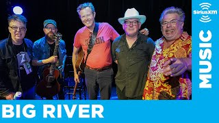 Mojo Nixon's Alt.Country All-Stars — Big River (Johnny Cash Cover) [Live @ SiriusXM]   AUDIO ONLY