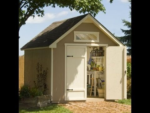 Trouble Building Costco 8 X 12 Shed