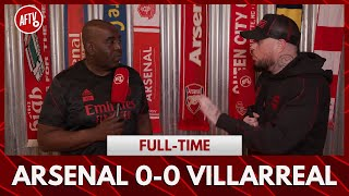 Arsenal 0-0 Villarreal | This Club Is Rotten To The Core! (DT Rant)