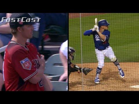 MLB.com FastCast: Greinke leaves game early - 3/14/18