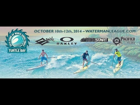 Talk Story - Team Naish @ Stand Up World Series Turtle Bay Finals