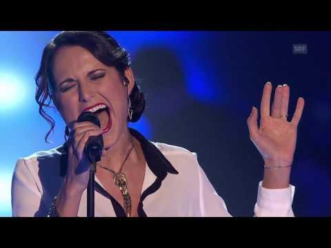 Vanessa Iraci bei The Voice of Switzerland Knockout - Freedom