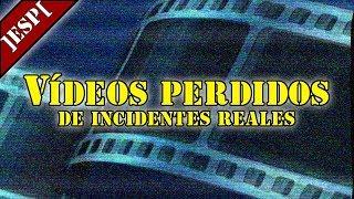 5 vídeos perdidos de incidentes reales