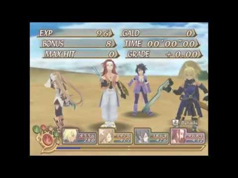 Tales of Symphonia : Dawn of the new world Victory quotes