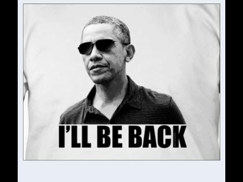 Proof obama will return to POWER 2018