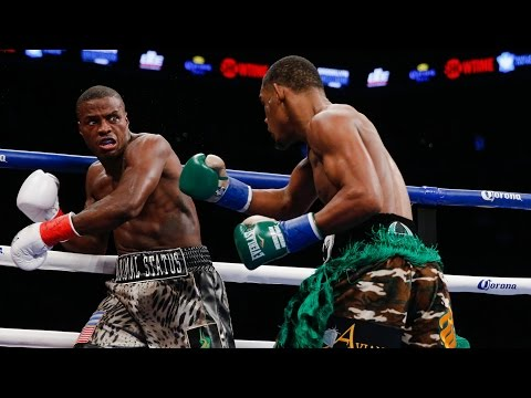 Daniel Jacobs Shocks Peter Quillin with a 1st Round TKO  TIME CHAMPIONSHIP BOXING