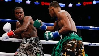 Daniel Jacobs Shocks Peter Quillin with a 1st Round TKO | SHOWTIME CHAMPIONSHIP BOXING