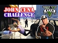 JOHN CENA CHALLENGE ★ GTA 5 Challenge mit LPmitKEV | PowrotTV