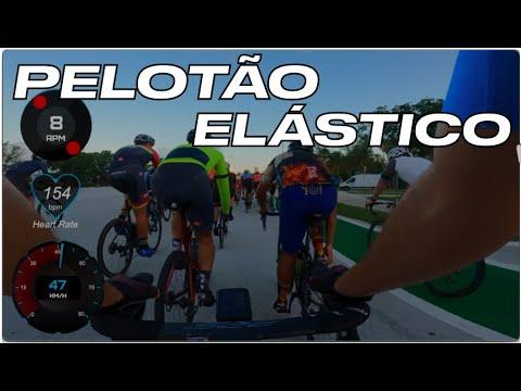 Efeito Elástico no Pelotão. Miami Don Pan Group Ride August 2021