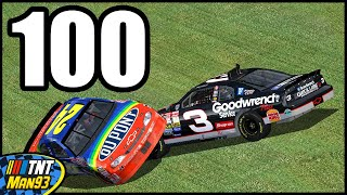 100 More Ways To Die In NASCAR (100K Sub Special)