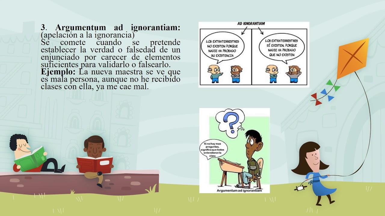 Argumentum ad populum ejemplos