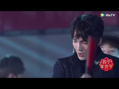 [191228] The Untamed Boys - Fearless @Tencent Video All Star Awards 2019