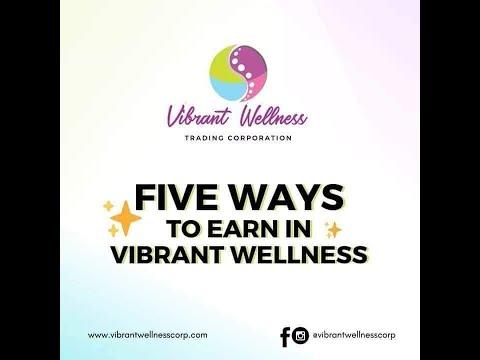 Vibrant Wellness Business Presentation | Jice Oraño Portugal Stockist