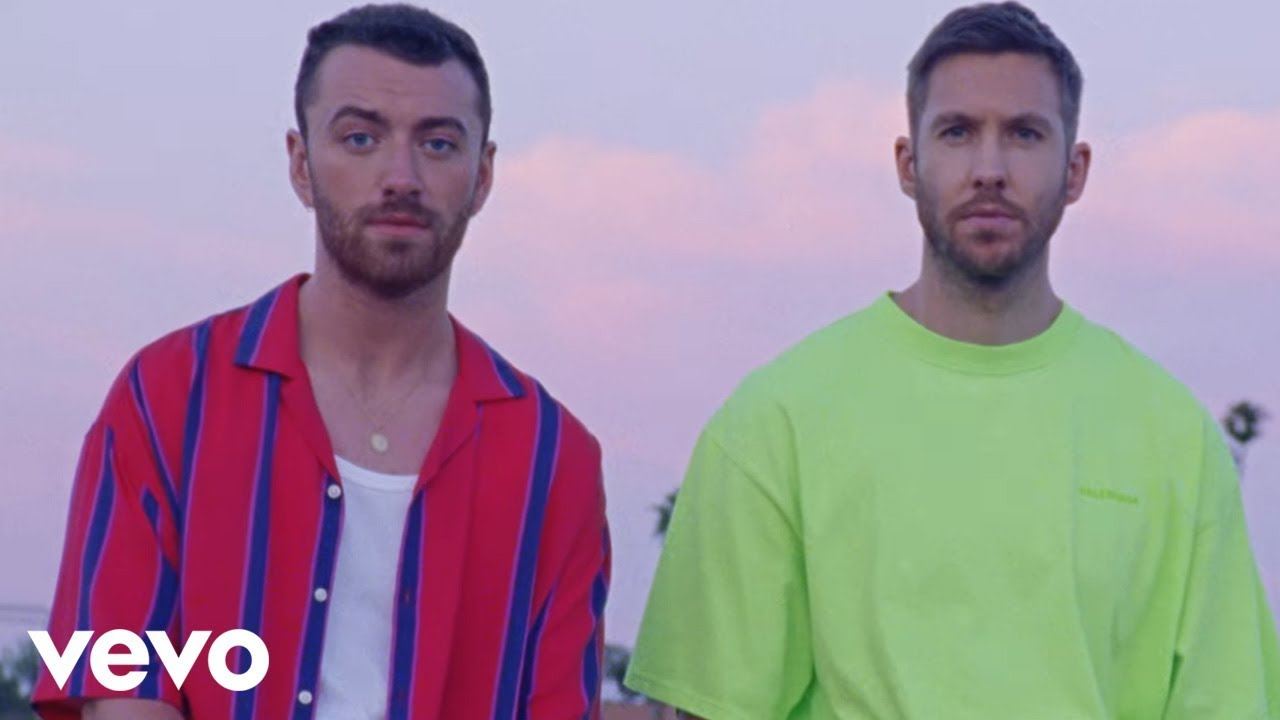 Calvin Harris, Sam Smith - Promises (Official Video) #1