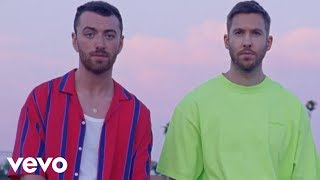 Calvin Harris Sam Smith Promises Official Audio