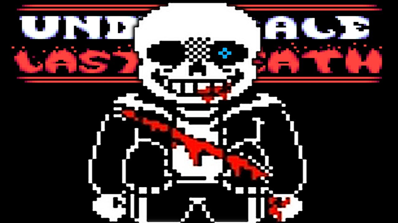Even After Death Sans Will Have The Final Laugh Undertale Last Breath Phase 2 Youtube