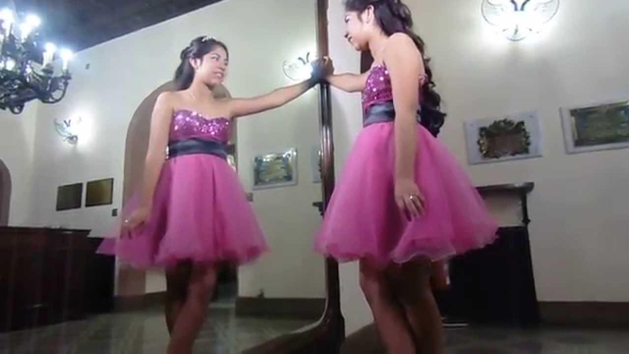 KAREN 15 AÑOS CLIP-ESPEJO - YouTube - photo#44
