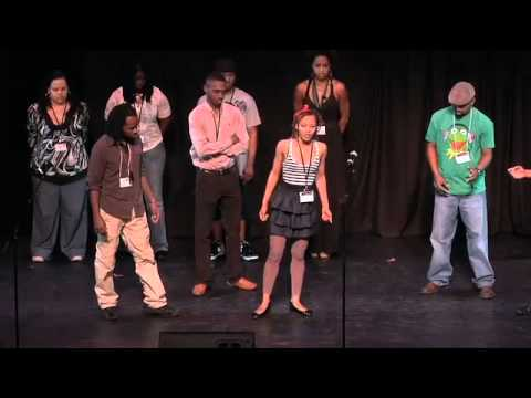 TEDxGreenville - Team Say What & Team Say Word - P...