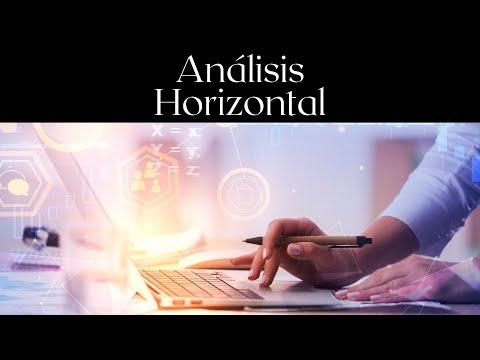 Análisis Horizontal de Estados Financieros